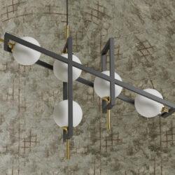 Candeeiro de tecto Acrobate V
