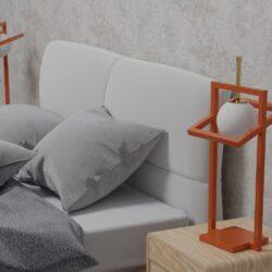 Candeeiro de mesa Acrobate